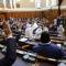 أعضاء مجلس الأمة  يصادقون على خمسة (5) مشاريع قوانين