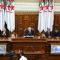 مجلس الأمة يفتتح دورته البرلمانية العادية 2018-2019