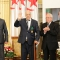 ممثلا لفخامة رئيس الجمهورية ،رئيس مجلس الأمة يسدي وسام الأثير للمجاهد الطاهر زبيري