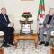 رئيـس مجلــس الأمّـة يستقبـل سفير جمهوريـّة كرواتيا بالجزائر