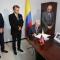 رئيس مجلس الأمة يوقع على سجل التعازي بمقر سفارة جمهورية كولومبيا بالجزائر