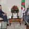 رئيس مجـلس الأمـة يستقـبل سفير اسبانيا بالجزائر