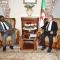 رئيس البرلمان الإفريقي للمجتمع المدني في زيارة لمجلس الأمة