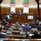 أعضاء مجلس الأمة يناقشون مشروع القانون المتضمن قانون المالية لسنة 2019
