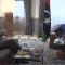 رئيس مجلس الأمة يؤدي زيارة مجاملة لرئيس المجلس الرئاسي الليبي