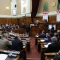 أعضاء مجلس الأمة يناقشون ويصوّتون على النص المتعلق بالقانون المتضمّن تسوية الميزانية لسنة 2015