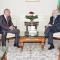 رئيـس مجــلــس الأمّـة يستـقبـل السّفير الجديد لدولة قـطـر بالجزائر