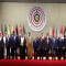 مباحثات رئيس مجلس الأمّة على هامش القمة العربية التنموية  الاقتصادية والاجتماعـية
