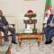 رئيس مجلس الأمة يستقبل سفير الموزمبيق بالجزائر