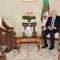 رئيس مجلس الامة يستقبل سفير البحرين