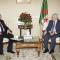 رئيس مجلس الأمة يستقبل  سفير الجمهورية التونسية بالجزائر