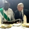 السيد  عبد القادر بن صالح يشارك في مراسيم تنصيب الرئيس الليبيري جورج ويا