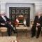استقبل  السيد عبد القادر بن صالح، رئيس مجلس الأمة، بمقر المجلس، السيد  Paolo CORSINI،نائب  رئيس لجنة الشؤون الخارجية و الهجرة بمجلس الشيوخ الإيطالي و الوفد المرافق له.