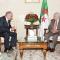 استقـبل السيد عبـد القادر بـن صالـح ، رئيس مجـلس  الأمـة ، اليـوم الأربعاء 19 جويلية  2017 ، بمقـر المجلس ،   السيد  الكسندر زولوتوف،            ، سفير روسيا بالجزائر