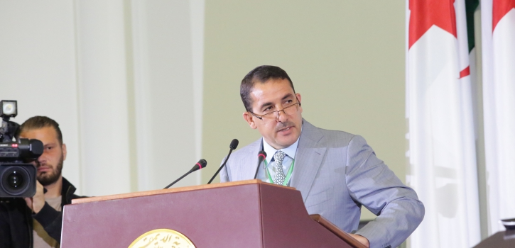 تقرير حول اجتماع دورة البرلمان المنعقد بغرفتيه المجتمعتين معًا