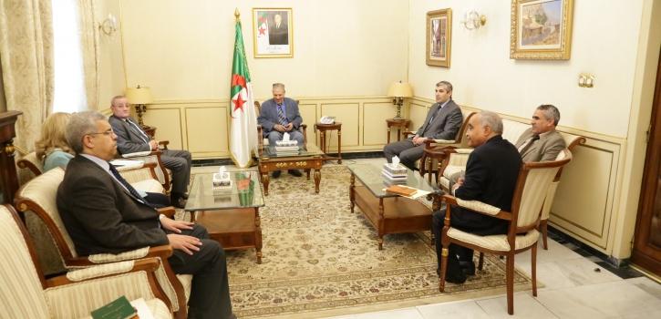 بيان إجتماع مكتب مجلس الأمة ليوم الإثنين 16 مارس 2020