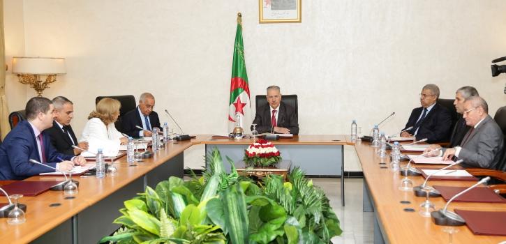 إجتماع مكتب مجلس الأمة