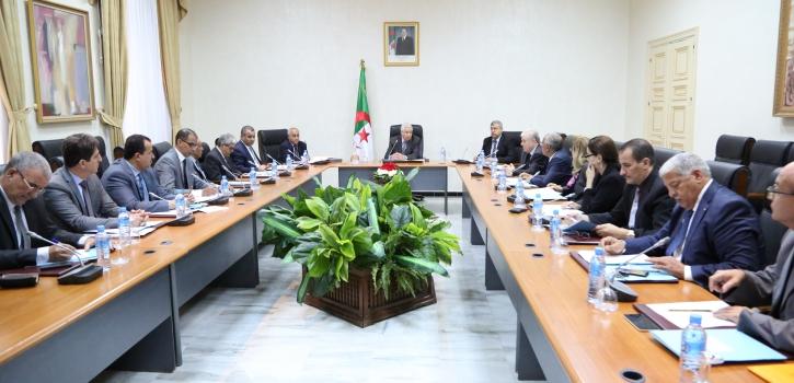 مجلس الأمة يقرر برمجة مناقشة قانون المالية لسنة 2019 يومي  25 و 26 نوفمبر 2018