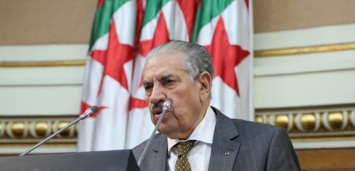 فيديو : رئيس مجلس الأمة بالنيابة يدين تدخل البرلمان الأوروبي في الشؤون الداخلية للجزائر