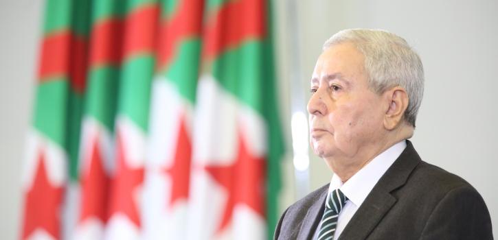 إجتماع البرلمان بغرفتيه يوم الثلاثاء 9 أفريل 2019 بقصر الأمم، نادي الصنوبر