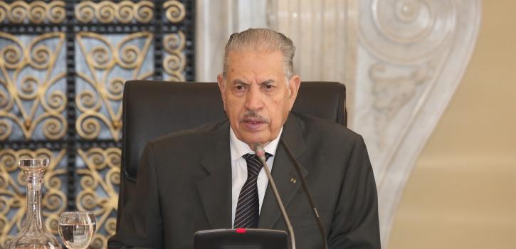 اجتماع مكتبي غرفتي البرلمان وممثل الحكومة  بمقر مجلس الأمة
