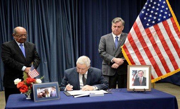 وفاة الرئيس الأمريكي الأسبق، جورج بوش الأب