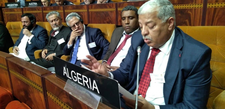 مشاركة وفد عن الأمة في المؤتمر الدولي حول الهجرة المنظمة من طرف الإتحاد البرلماني الدولي بالرباط