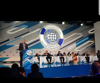 مشاركة البرلمان الجزائري فـي المنتدى الدولي حول التطور البرلماني والمؤتمر البرلماني