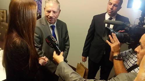 تبادل سبل تعزيز التعاون فيما بين البرلمان الجزائري  و الإتحاد البرلماني الدولي