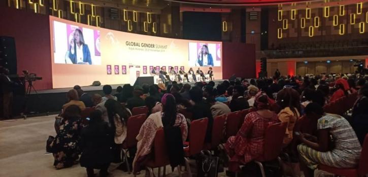 مجلس الأمة يشارك في القمة العالمية 2019 حول النوع، التي ينظمها البنك الإفريقي