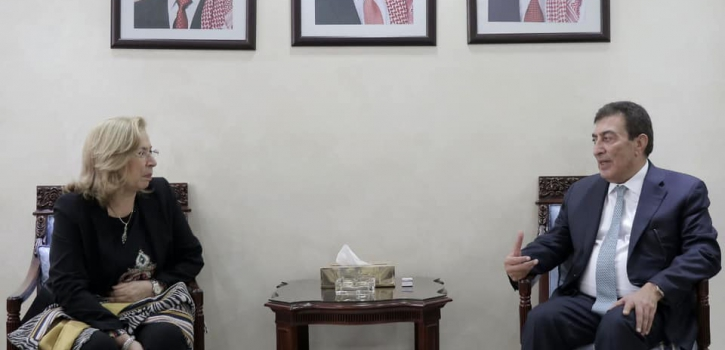 الطراونة يلتقي برلمانيات جزائريات ويؤكد رفض الاتحاد البرلماني العربي التدخل الخارجي في شؤون الجزائر