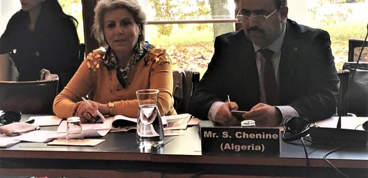 مجلس الأمة يشارك في اجتماع اللجنة التحضيرية للمؤتمر العالمي الخامس لرؤساء البرلمانات.