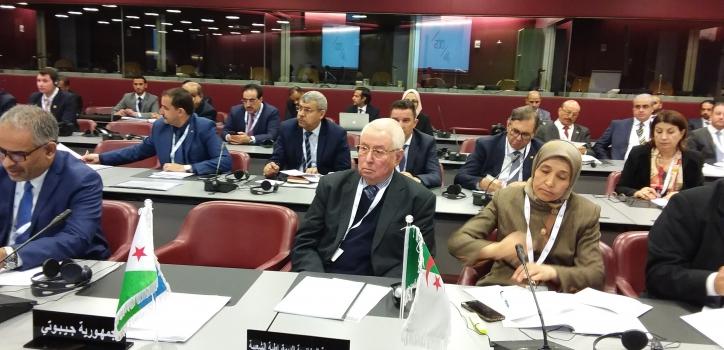 رئيس مجلس الأمة يشارك في افتتاح الجمعية 138 للاتحاد البرلماني الدولي