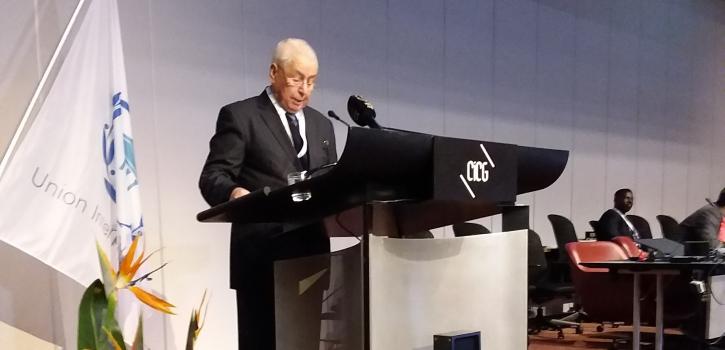 النص الكامل لكلمة السيد عبد القادر بن صالح في إفتتاحية الجمعية العامة 138 للإتحاد البرلماني الدولي